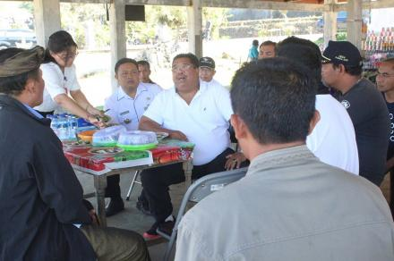DLH Kabupaten Buleleng Gelar Rapat Perencanaan Penanaman Pohon