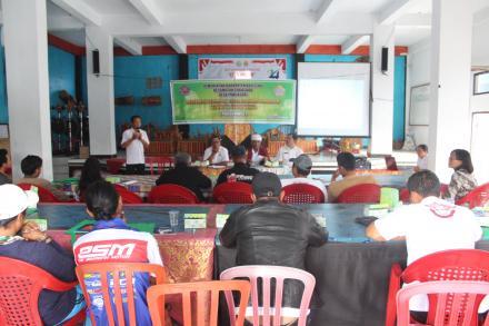 Pelatihan Kelompok Usaha Ekonomi Produktif POKDARWIS Desa Pancasari